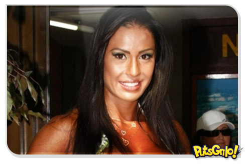 Gracyanne Barbosa: Fotos na revista Sexy