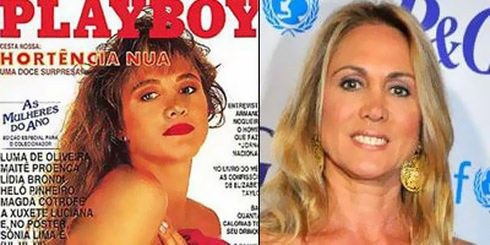 Hortência Playboy