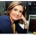 Patrícia Poeta no Jornal Nacional no lugar de Fátima Bernardes