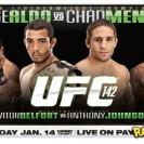 UFC Rio 2: Pôster oficial divulgado
