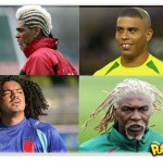 Os piores cortes de cabelo do futebol