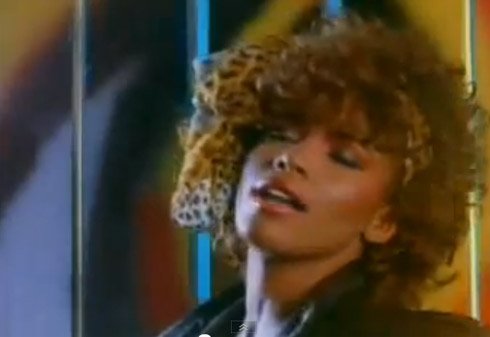 houston whitney Whitney Houston no filme Sparkle e versão Barbie