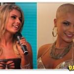 Panicat Babi Rossi: Capa na Playboy e careca no Pânico na Band