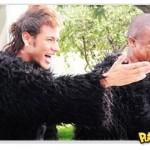 Neymar e Alexandre Pires: Clipe de Kong é polêmico assim?