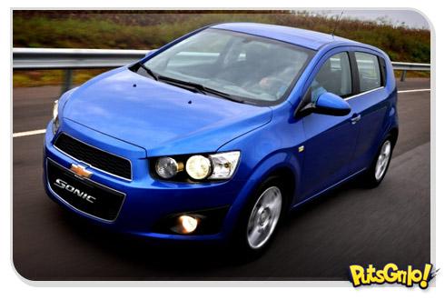 Chevrolet Sonic: Preços, fotos e versões