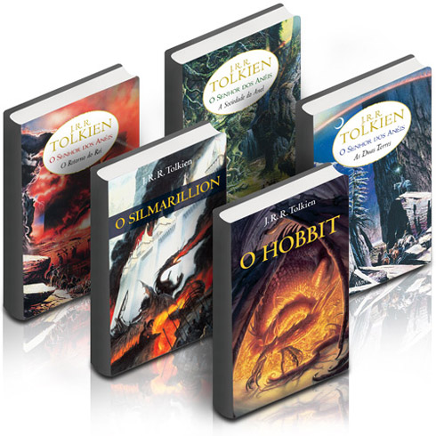 Livros-JRR-Tolkien