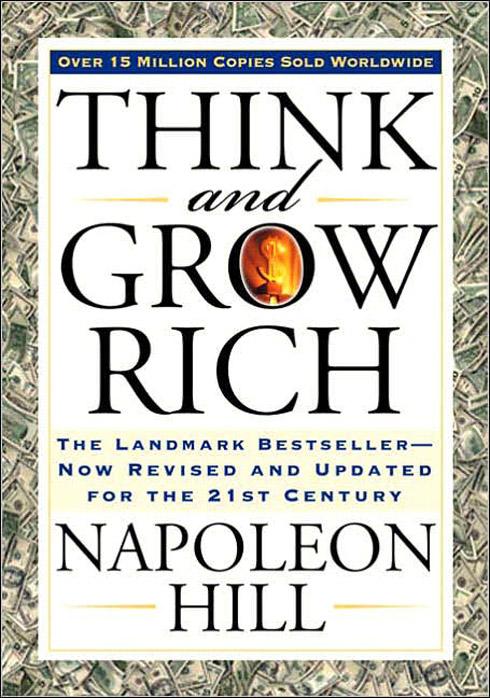 Think and Grow Rich Ranking aponta 10 Livros mais Lidos nos Últimos 50 Anos
