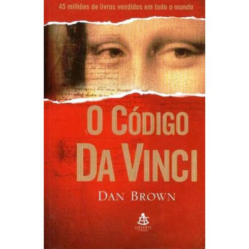codigo da vinci2 500x500 Ranking aponta 10 Livros mais Lidos nos Últimos 50 Anos