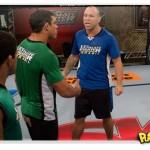 The Ultimate Fighter Brasil: Discussão Vitor Belfort x Wanderlei Silva