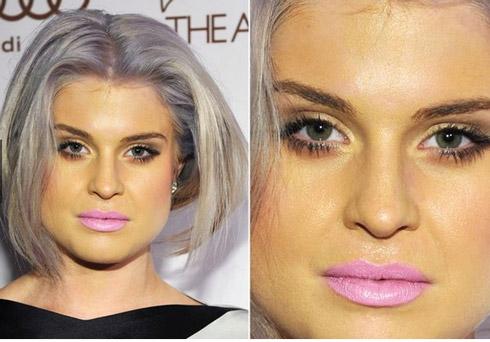 ousbourne Famosas Maquiagem Fail: Saiba como trollar o próprio rosto
