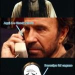 O Chamado Chuck Norris
