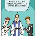 Casamento Facebook
