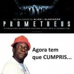 Prometheus Filme Mussum