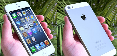 iphone 5 foto Iphone 5: Imagens do novo Smartphone da Apple