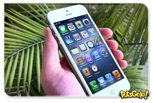 iphone 5 Iphone 5: Imagens do novo Smartphone da Apple