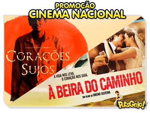 Promoção Cinema Nacional