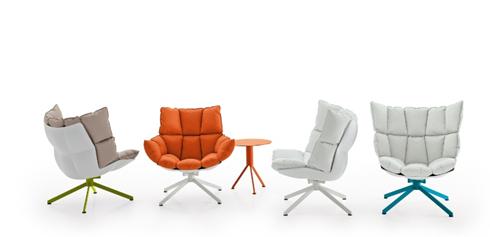 cadeiraf Design criativo: móveis ultra modernos aliam conforto e inteligência