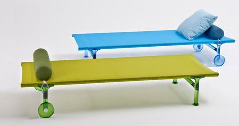 cama kartel Design criativo: móveis ultra modernos aliam conforto e inteligência