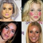 maquiagem fail erros mais bizarros famosas