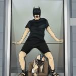 batman gangnam style