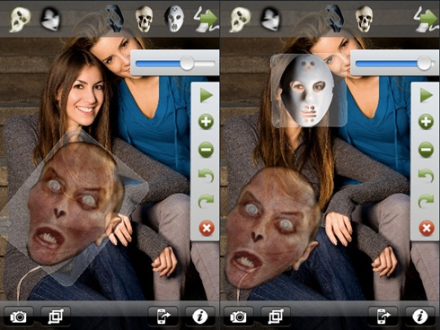 spooky photo Apps de Terror: Aplicativos incrivelmente assustadores para iPhone