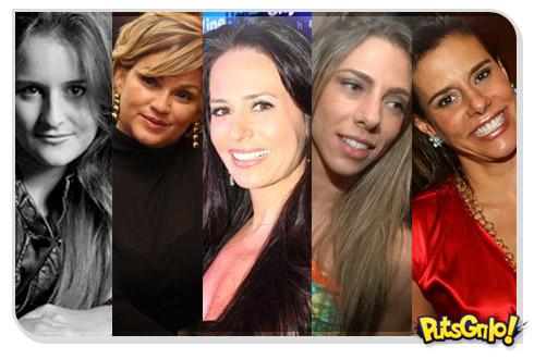 Mulheres Ricas: Participantes da temporada 2013
