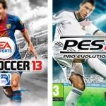 FIFA13 vs PES 2013