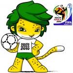 Zakumi Mascote Copa 2010