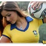 Playboy: Nana Gouvêa em novas fotos