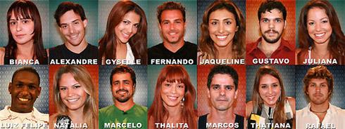 BBB8 (Big Brother Brasil 8)