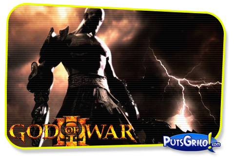 God of War 3: Novo Trailer de Deus da Guerra 3