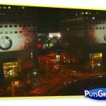 Vídeo: Propaganda da BMW em 3D