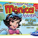 Turma da Mônica Jovem no País das Maravilhas