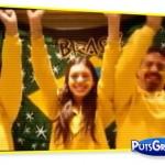 Copa do Mundo 2010: Vídeo dos Torcedores