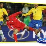 Copa do Mundo 2010: Coréia do Norte Vence o Brasil [Vídeo]