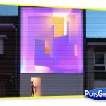 Fotos: Casa Futurista de Vidro