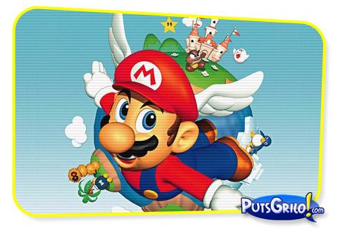 Download: Super Mario Bros Proteção de Tela