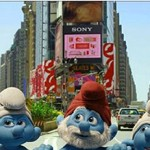 Filme Os Smurfs: Foto Divulgada