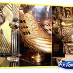Copa do Mundo 2010: Troféus Individuais