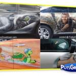 Fotos: Carros Tunados Com Graffiti