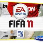 Jogo Fifa 11 PS3