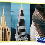Lego: Burj Dubai, Empire State e Outros Arranha-Céus