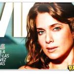 Letícia Spiller em fotos na revista VIP