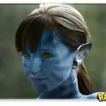 Um filme Avatar um tanto... diferente...