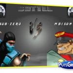 Download: Jogo Mortal Kombat vs Street Fighter Mugen