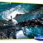 Fotos Incríveis de Cavernas Congeladas