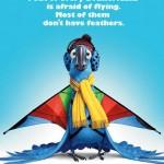 Filme Rio: Animação Divulga Poster