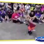 Vídeo: Garoto de 8 anos Arrasa no Break Dance