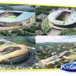 Copa do Mundo 2018: Conheça os Estádios da Rússia