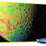 Fotos Inéditas do Lado Oculto da Lua